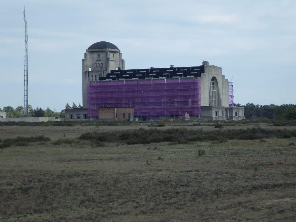 Radio Kootwijk restauratie monument