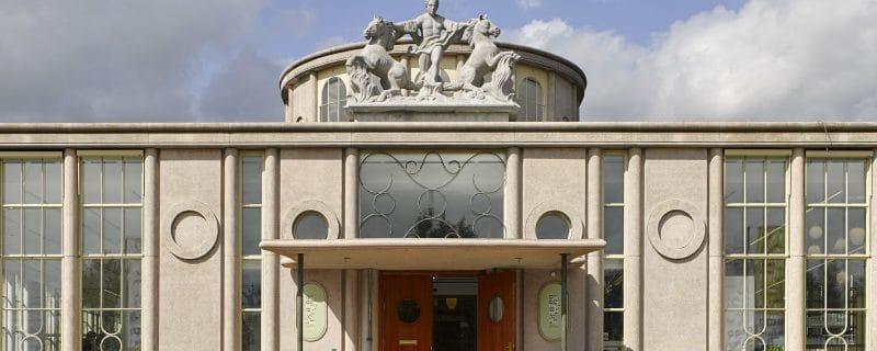 Renovatie monumentaal pand Dordrecht