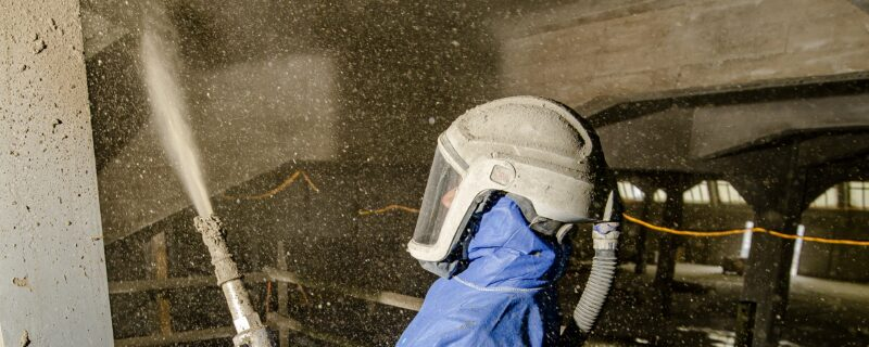 betonreparatie & betonrenovatie