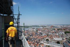 Renovatie De Boeren Toren Antwerpen