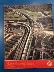 Rotterdam - voor Kleinpolderplein